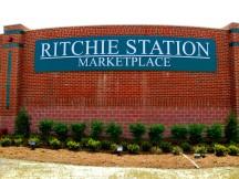 Brick Sign RSM